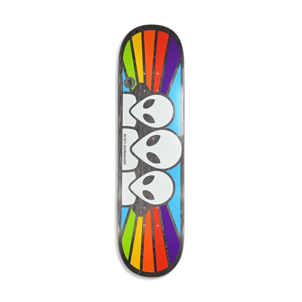 "Alien Workshop Spectrum Full 8.25"" Skateboard Deck"