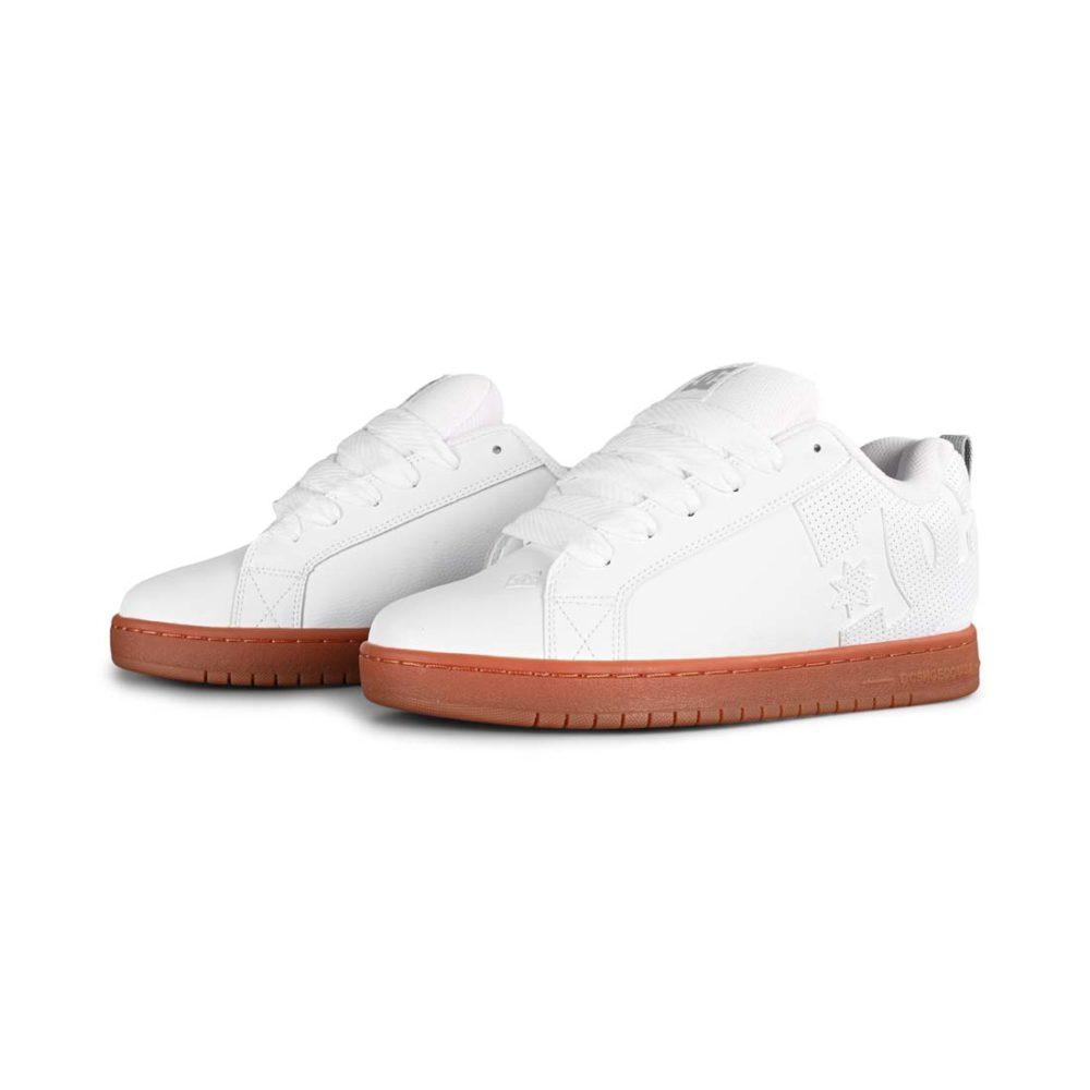 DC Shoes Court Graffik - White