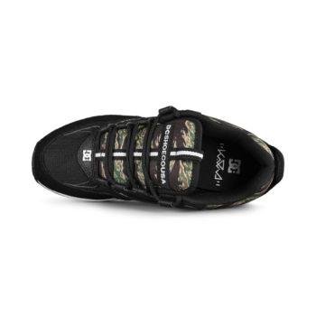 DC Shoes Kalis Lite SE - Black / Brown / Black