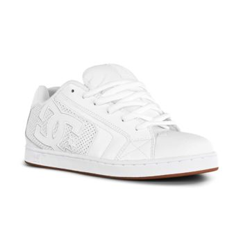 DC Shoes Net - White / White / Gum