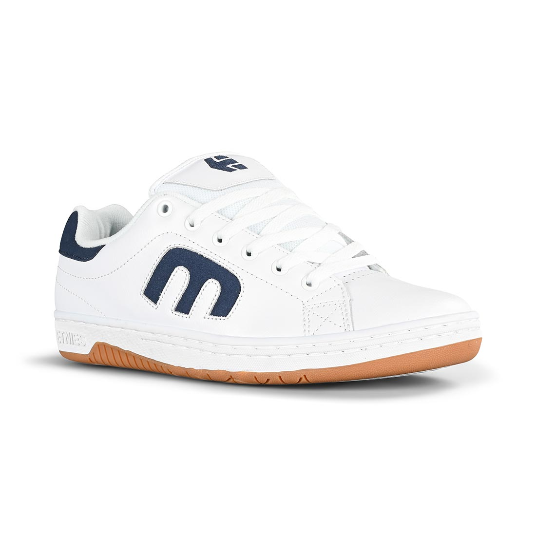 Skate Shoe Free Next Day Delivery Etnies Callicut Trainers White