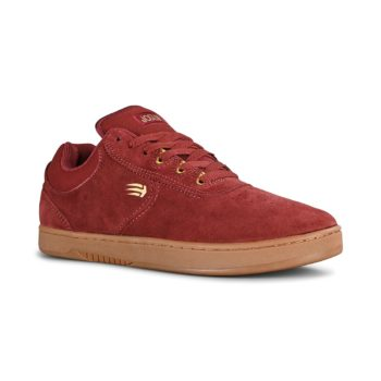 Etnies Joslin Skate Shoes - Burgundy / Gum