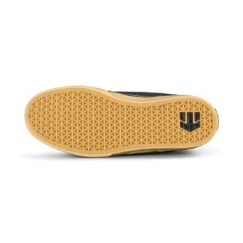 Etnies Marana Vulc Skate Shoes - Black / Gum / Silver