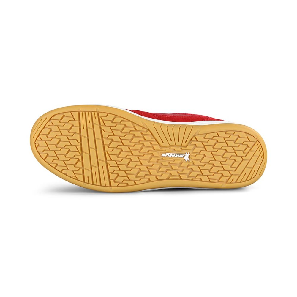 Etnies Veer Skate Shoes - Red / White / Gum