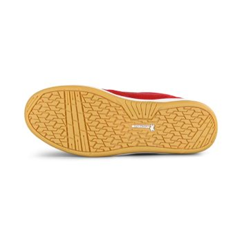 Etnies Veer Skate Shoes - Red / White / Gum