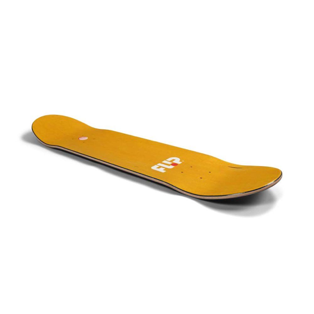 "Flip Tom Penny Loveshroom 8.13"" Skateboard Deck - Purple Stain"