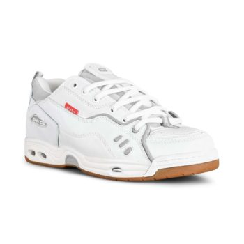 Globe CT-IV Classic Skate Shoes - White / Gum