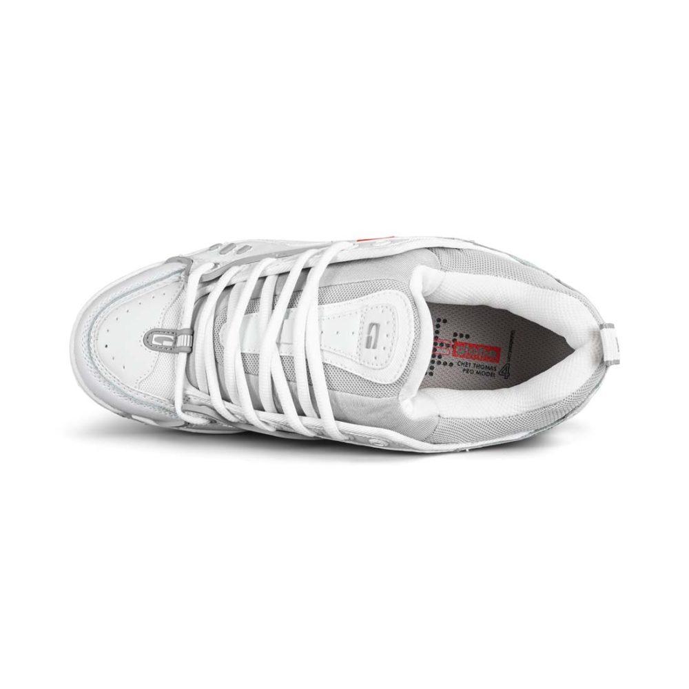 Globe CT-IV Classic Skate Shoes - White / Gum
