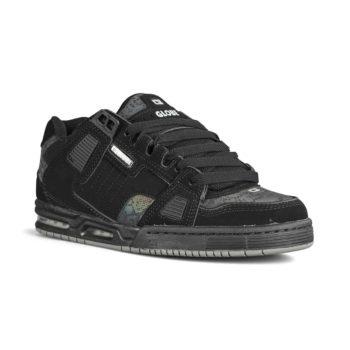 Globe Sabre Skate Shoes - Black / 3M Snake