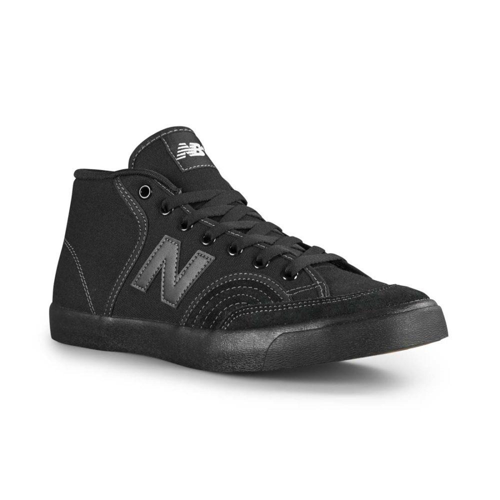 New Balance Numeric 213 Skate Shoes - Black / Black