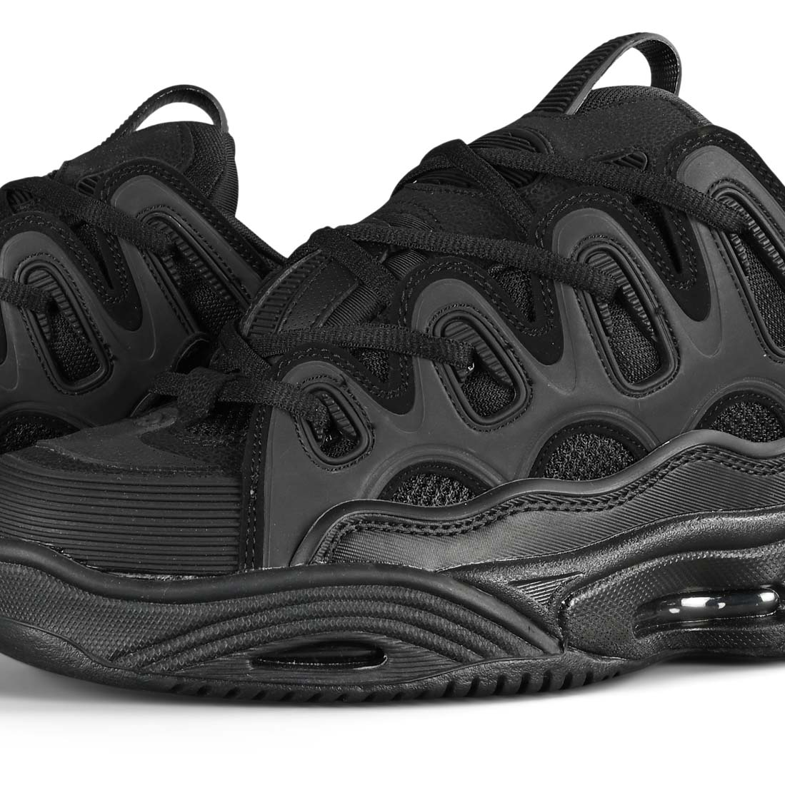Osiris D3 2001 Skate Shoes - Black