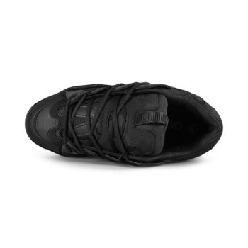 Osiris D3 2001 Skate Shoes – Black / Black / Black
