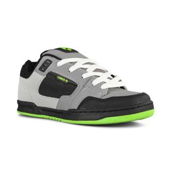 Osiris Trace Skate Shoes - Grey / Lt. Grey / Lime