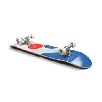 "Plan B Team Slant 8"" Complete Skateboard"