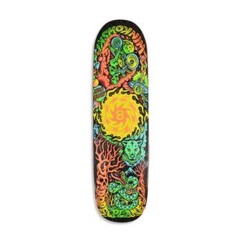 """Santa Cruz Winkowski Dope Planet Powerply 2 8.5"""" Skateboard Deck"""
