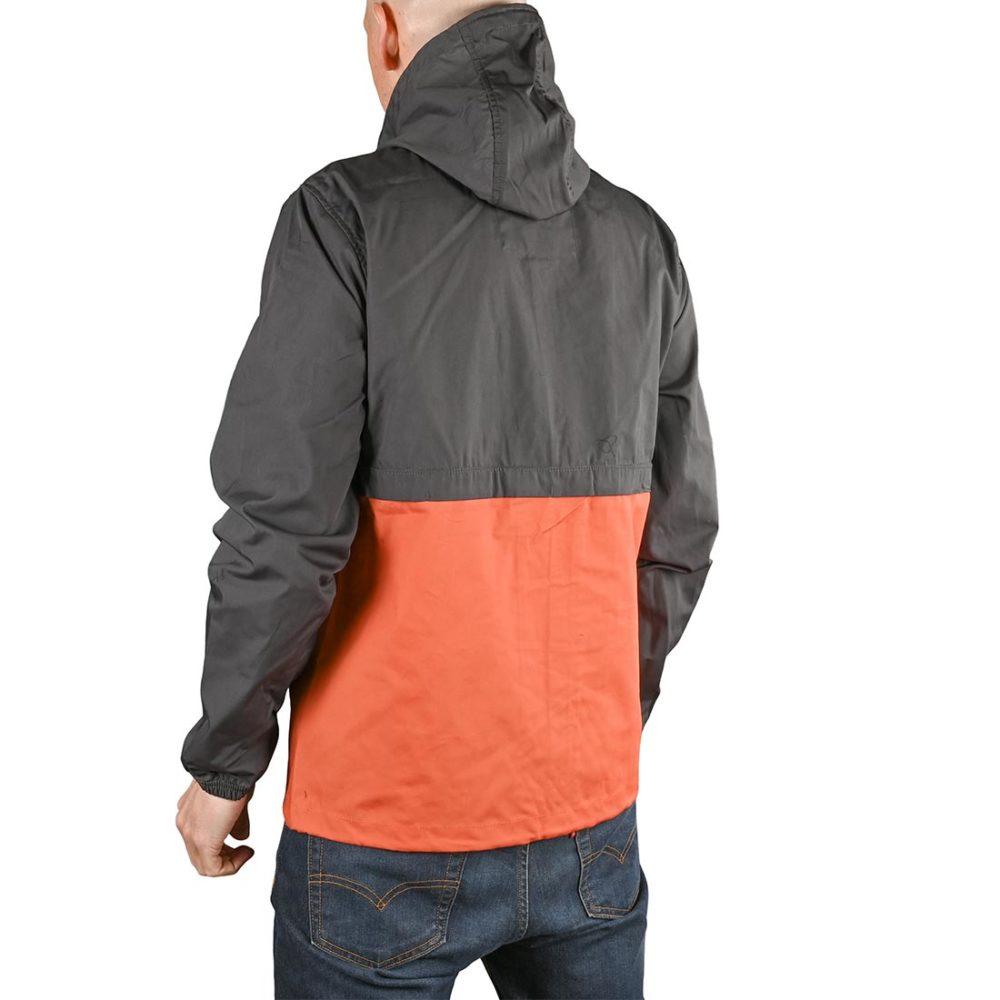 Volcom Howard Hooded Jacket - Burnt Orange
