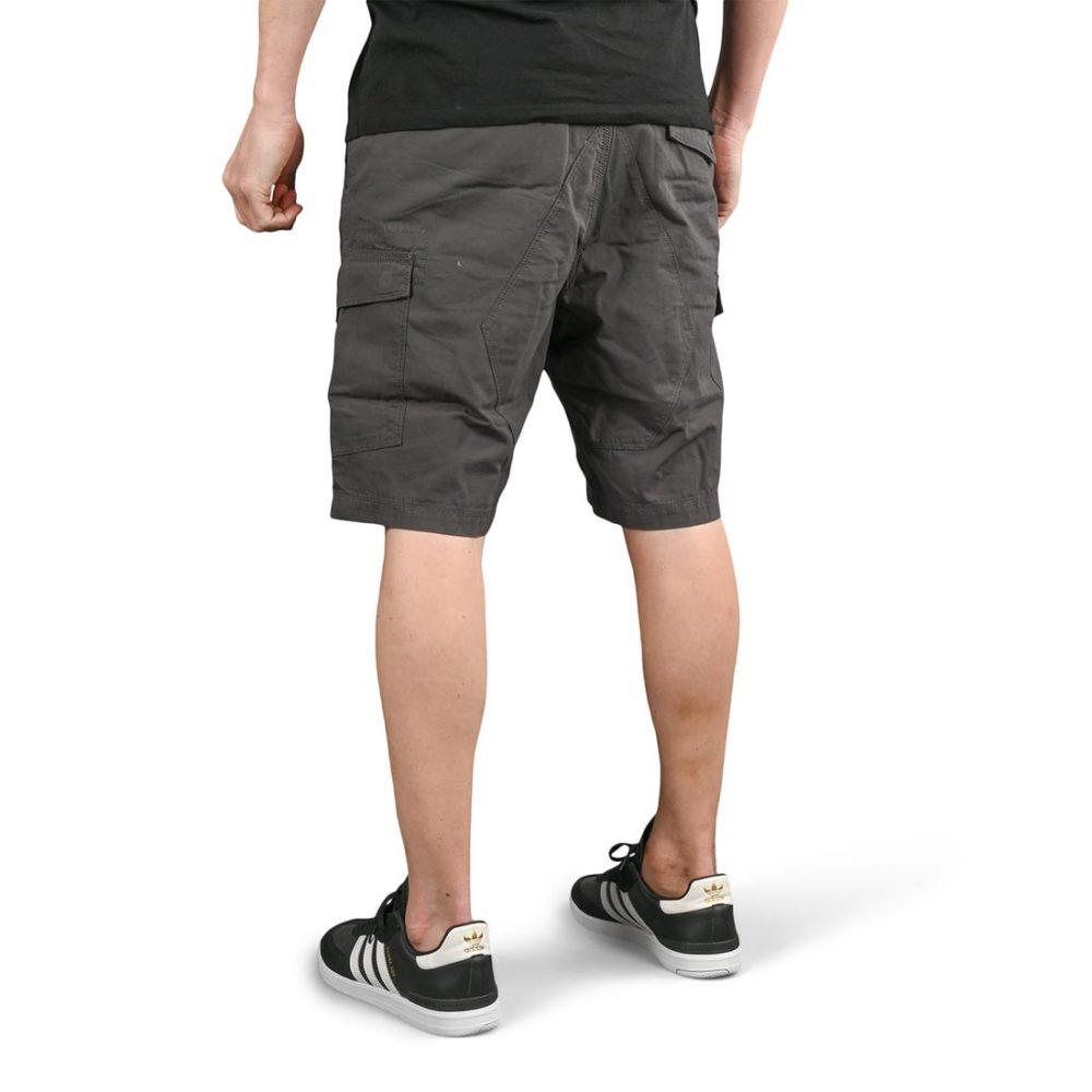 Volcom Miter II Cargo shorts - Dark Grey