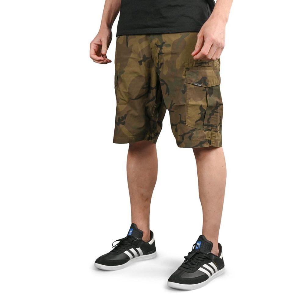 Volcom Miter II Cargo shorts - Camo