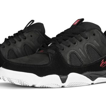 eS Silo x Menikmati Skate Shoes - Black