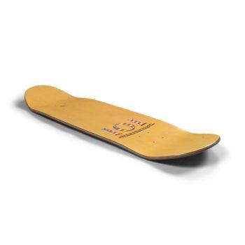 "101 Skateboards Natas Patriot SS 9.5"" Reissue Deck - Black / Green"