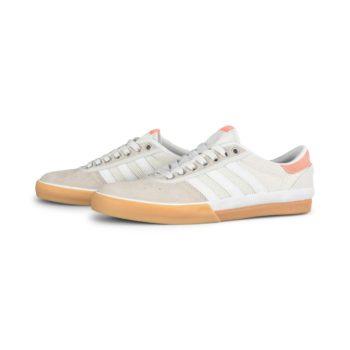 Adidas Lucas Premiere Skate Shoes - Crystal White / Sun Glow / Gum