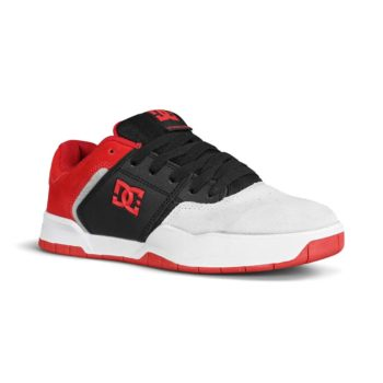 DC Shoes Central - Black / Red / Grey