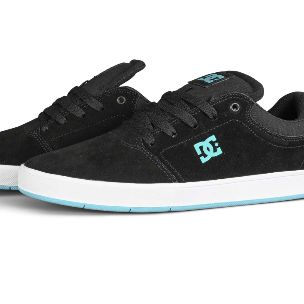 DC Shoes Crisis - Black / Turk Blue