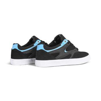 DC Shoes Kalis Vulc S - Black / Blue