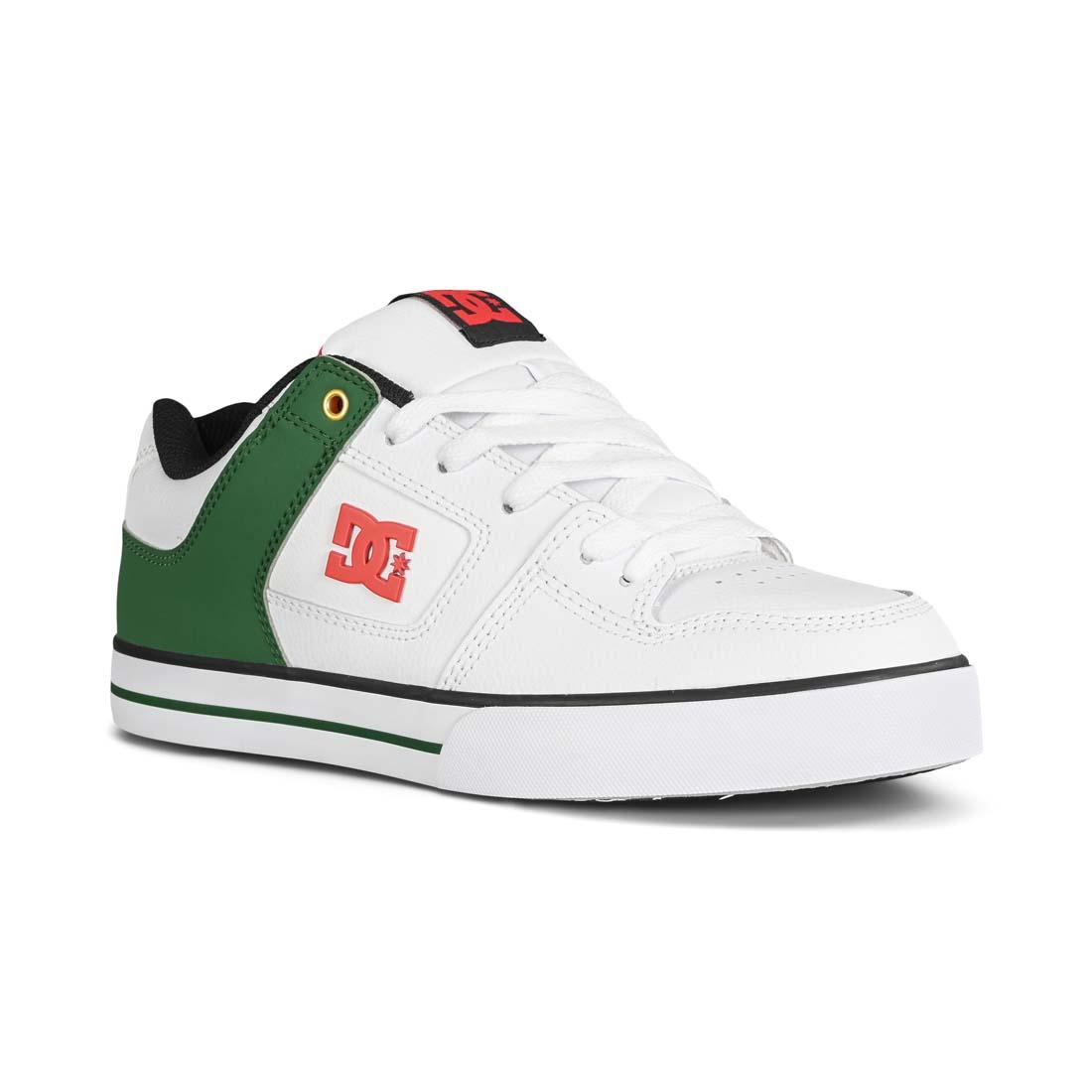 DC Shoes Pure SE - Black / White / Gold