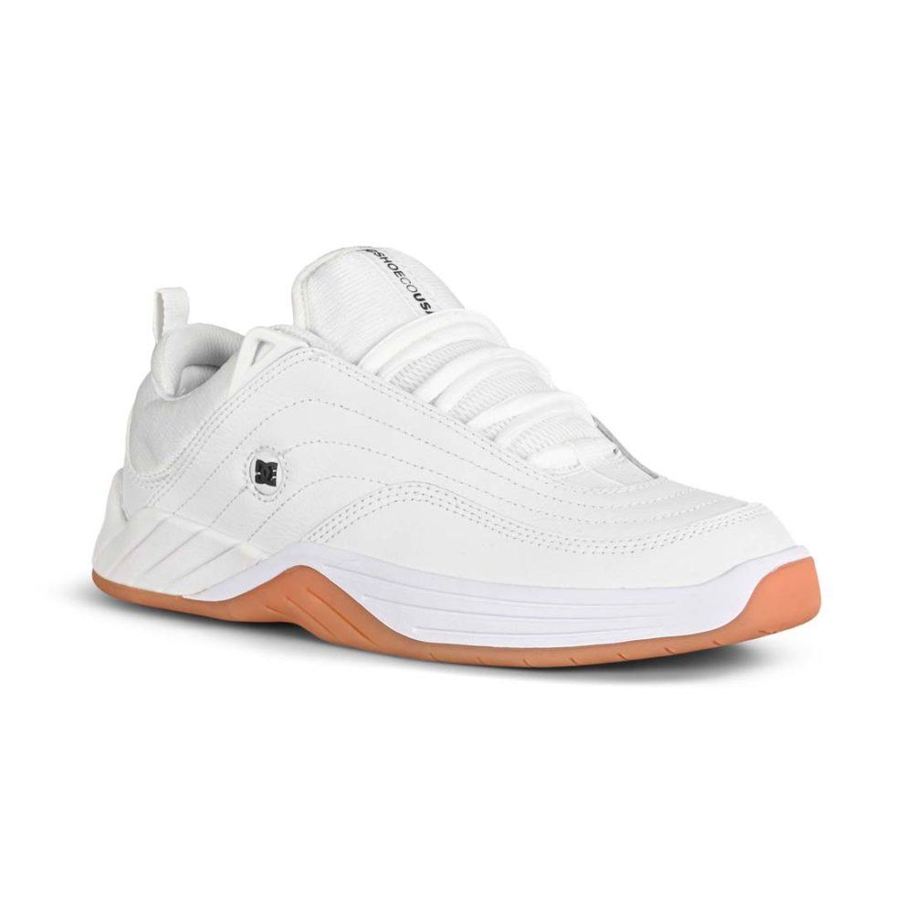 DC Shoes Williams Slim - White / Gum