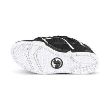 DVS Comanche Skate Shoes - Black / White