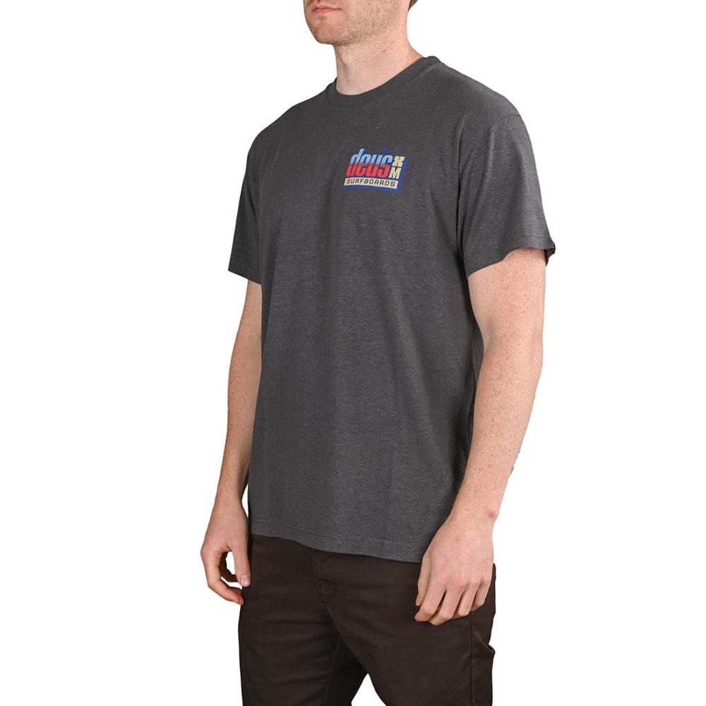 Deus Ex Machina Atomica S/S T-Shirt - Vintage White