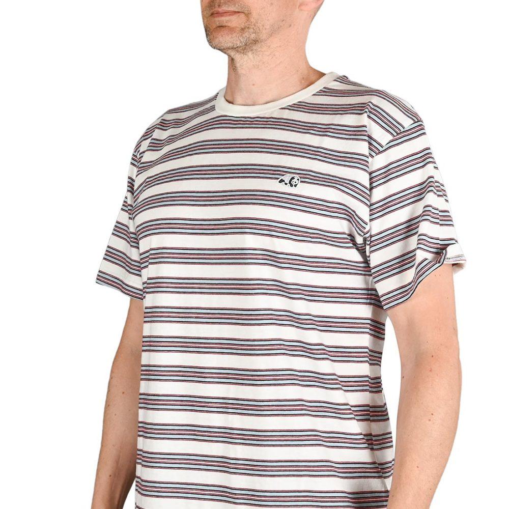 Enjoi Skateboards Invert S/S T-Shirt - Off White