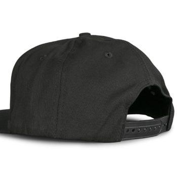 Independent Chroma Snapback Cap - Black