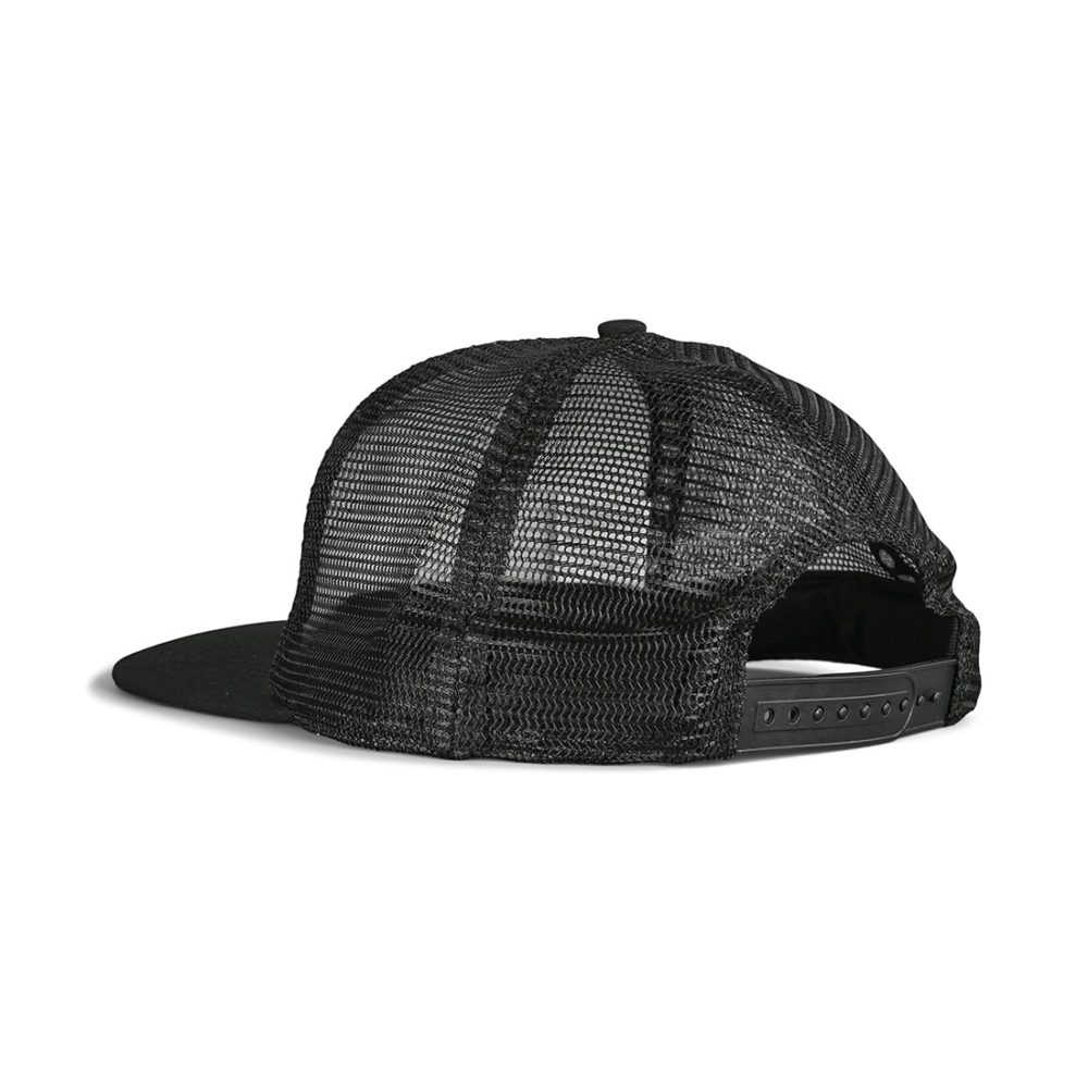 Independent Suds Mesh Back Cap - White / Black