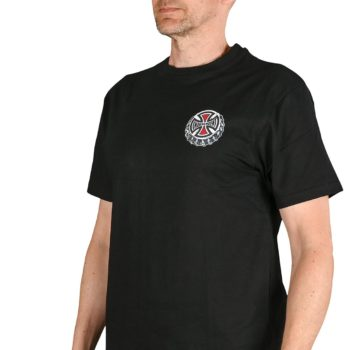 Independent Suds S/S T-Shirt - Black