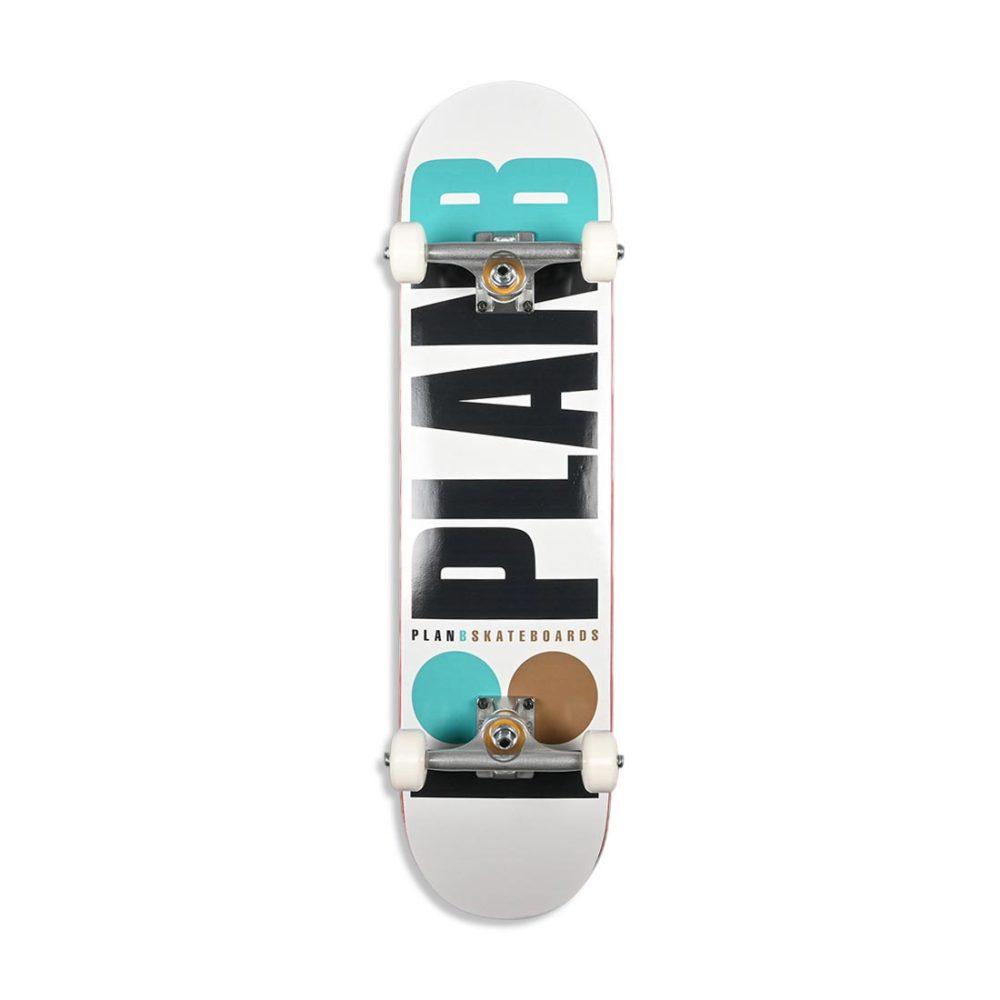 "Plan B Team OG 7.75"" Complete Skateboard"