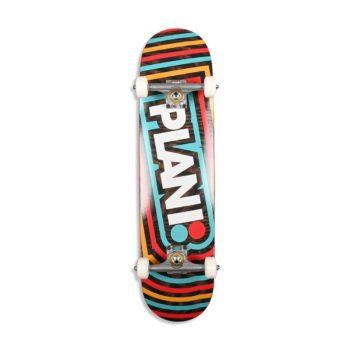 "Plan B Team Radiate 7.75"" Complete Skateboard"