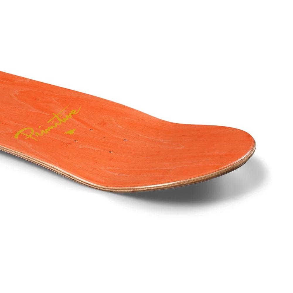Primitive Team Dirty P Skateboard Deck - Black