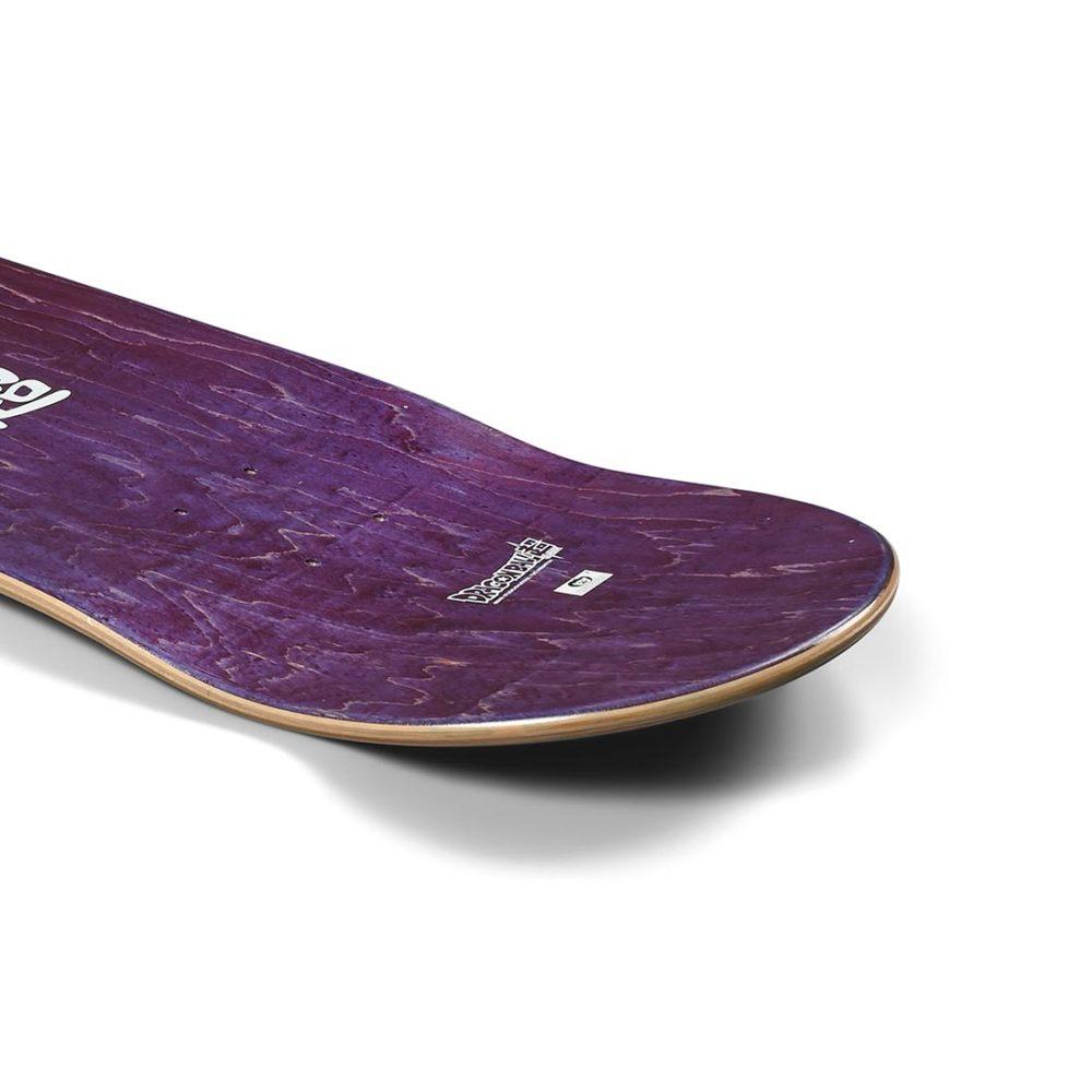 "Primitive x DBS Lemos SSG Vegeta 8.25"" Skateboard Deck - Blue"