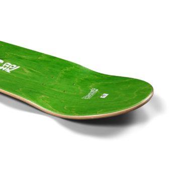 "Primitive x DBS Ribeiro Golden Frieza 8.5"" Skateboard Deck - Gold"