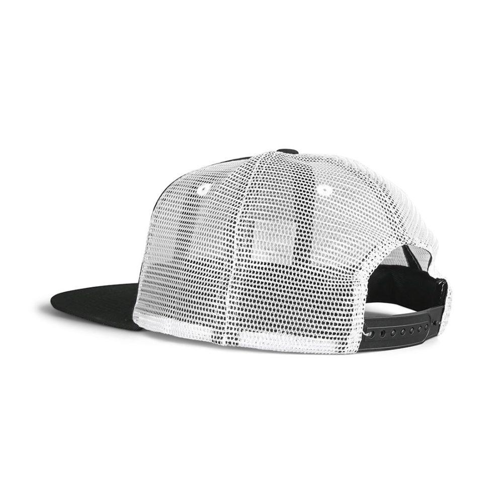 Santa Cruz MFG Dot Mesh Back Cap - Black / White