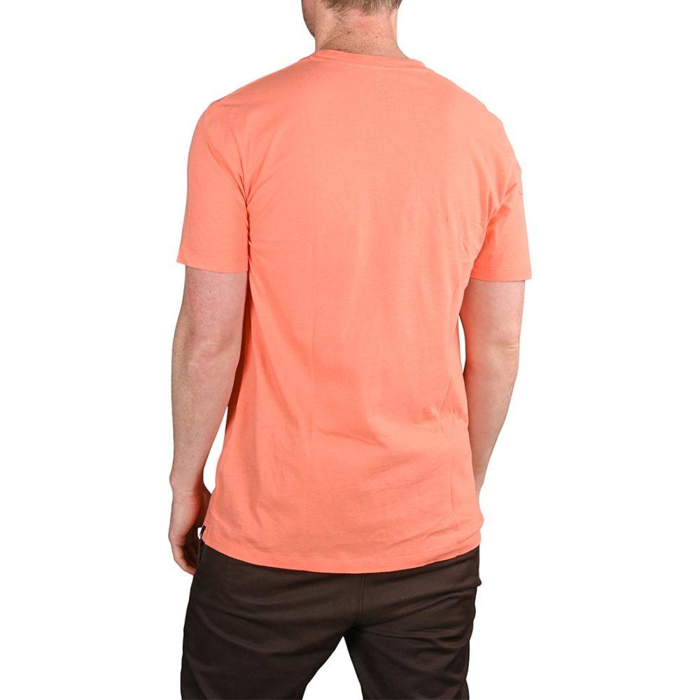 Volcom Spray Stone LTW S/S T-Shirt - Salmon