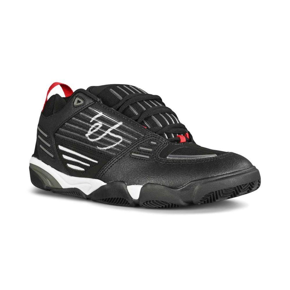 eS Omega Skate Shoes - Black