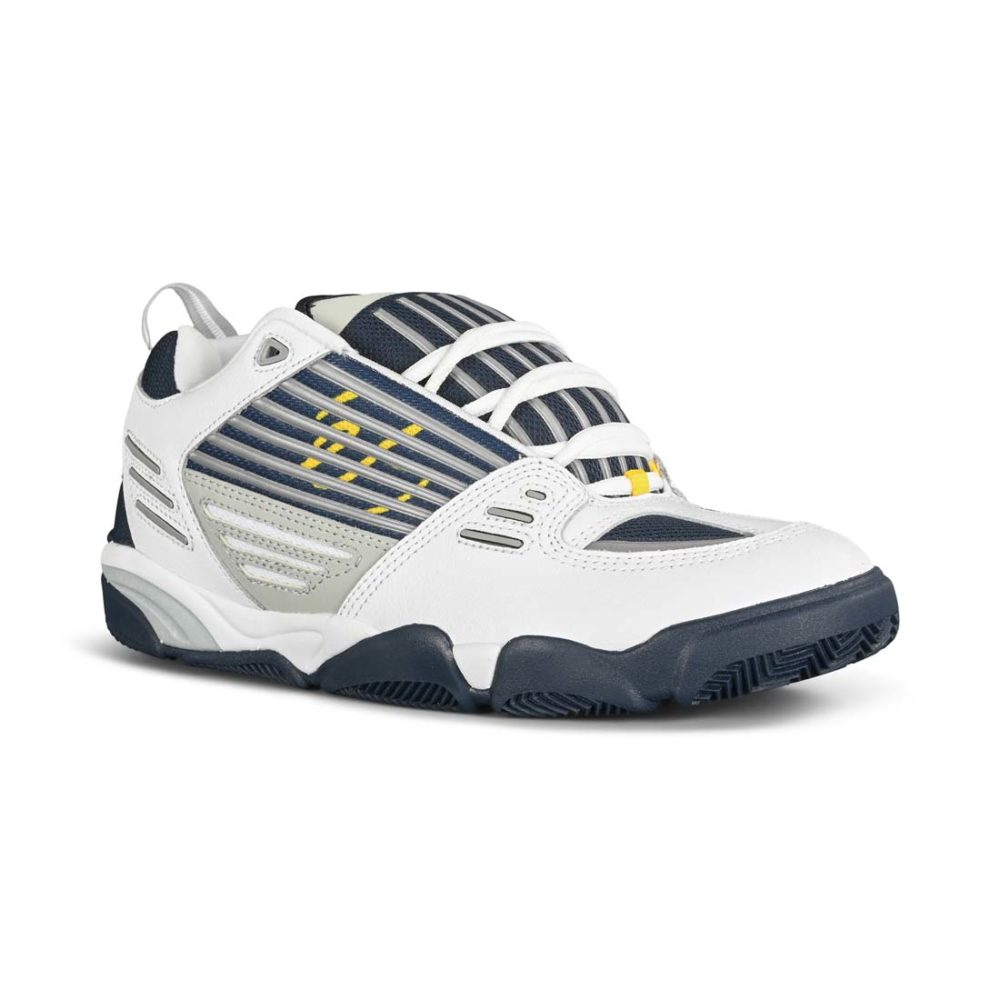 eS Omega Skate Shoes - White / Navy