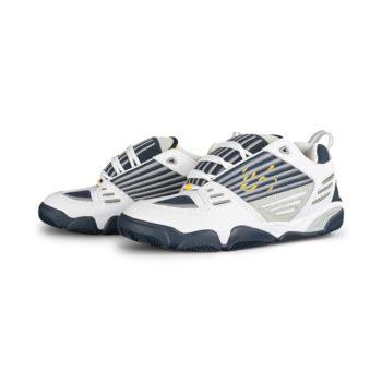 eS Omega Skate Shoes - White / Navy