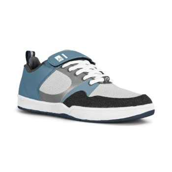 eS Accel Slim Plus Ever Stitch Skate Shoes - Blue / Grey