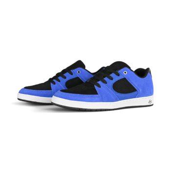 eS Accel Slim Skate Shoes - Royal / Black / White