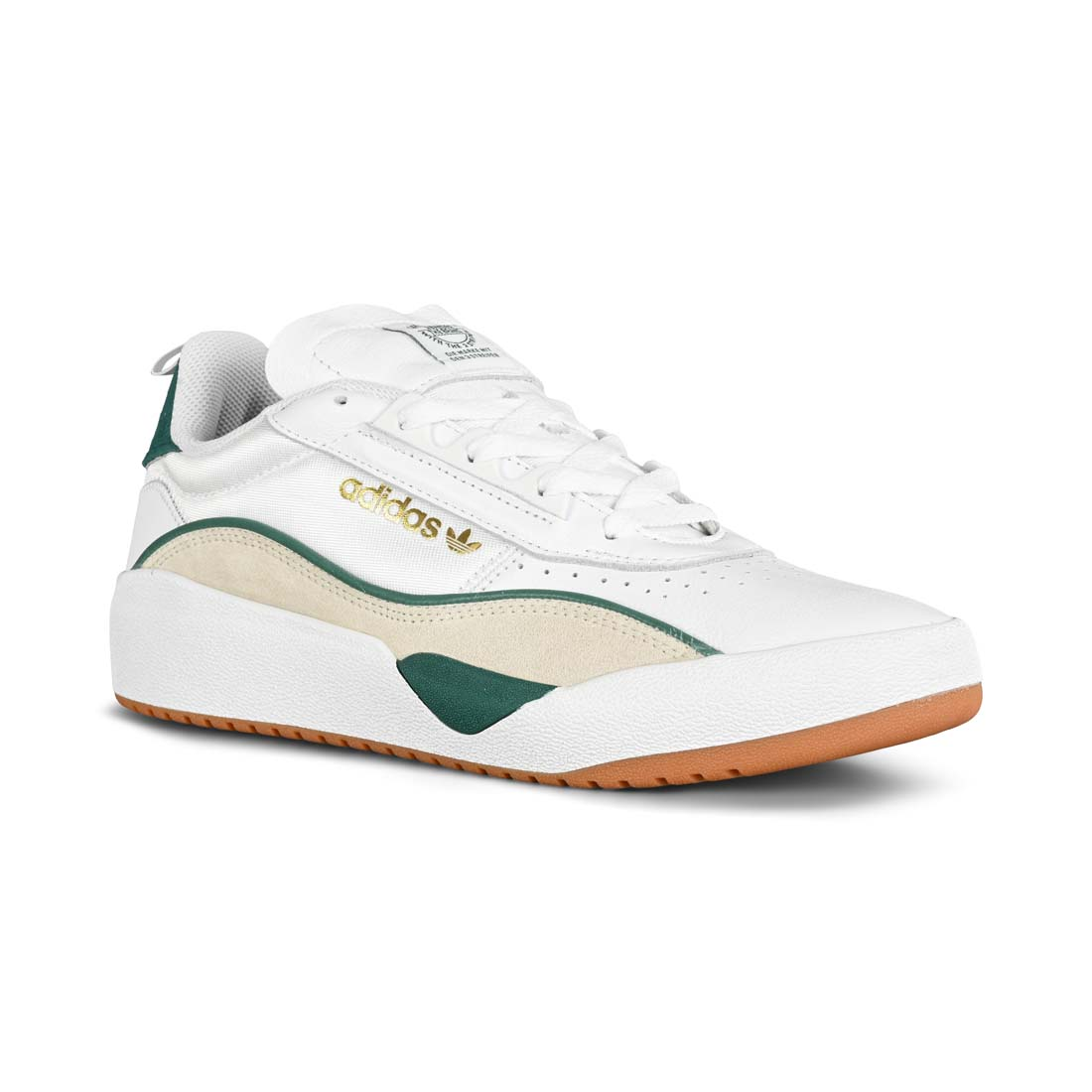 Adidas Liberty Cup Skate Shoes - White