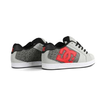 DC Shoes Net SE - Grey / Red / White